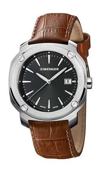 Reloj Wenger Suizo 01.1141.111 Envio Expres Meses Sin Intereses