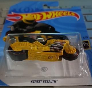 Hot Wheels Street Stealth Treasure Hunt