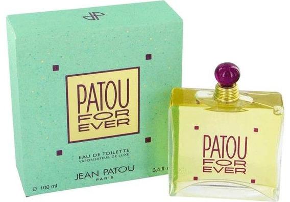 Perfume Jean Patou Forever Feminino 100ml Edt - Original