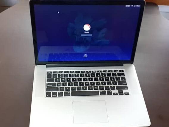 Macbook Pro Retina Mid 2012 15 Pulgadas