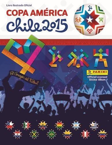 Álbum De Figurinhas Copa América 2015