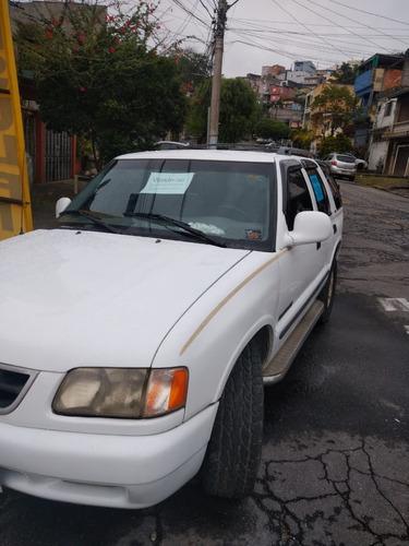Chevrolet Blazer 4.3 Dlx Ano 97 Com Kit Gás