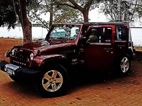 Jeep Wrangler X Sahara Unlimited 4x4 At.