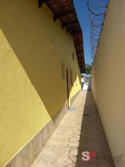 Casa Para Venda Por R$175.000,00 - Birigui Agenor De Campos, Mongaguá / Sp - Bdi18669