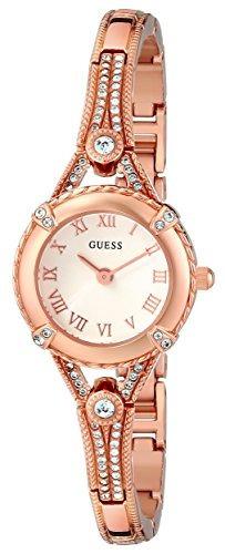 Imagen 1 de 4 de Guess Reloj Inspirado En La Vendimia De Acero Inoxidable Par
