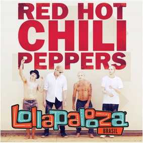 Red Hot Chili Peppers Lollapalooza 2018 (audio Mp3) Download
