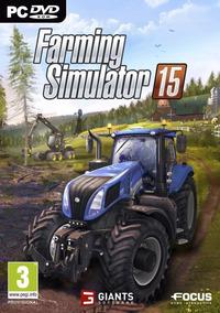 Farming Simulator 15 Midia Fisica Pc Em Português Lacrado