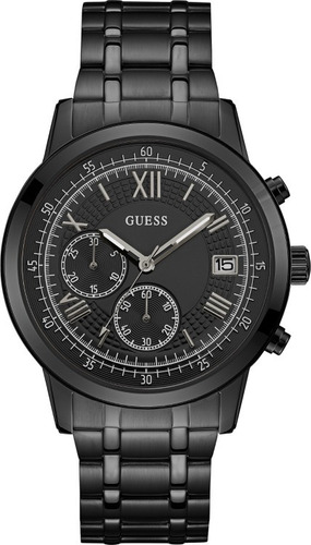 Relógio Masculino Guess 92680gpgdpa2z Preto Original C/ Nfe