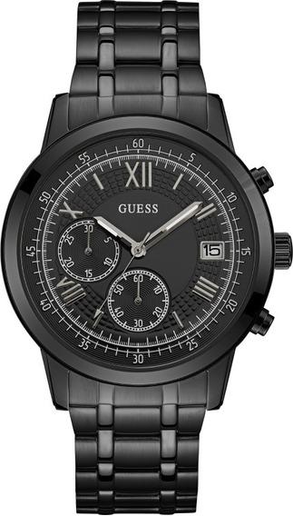 Relógio Masculino Guess 92680gpgdpa2y Preto Original C/ Nfe