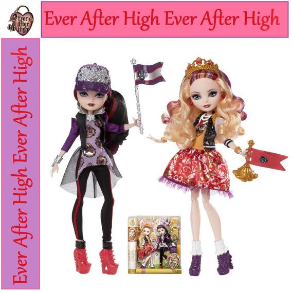 Ever After High Apple E Raven School Spirit Original Cod. 06