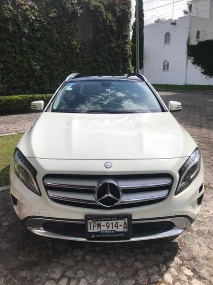 Mercedes-benz Clase Gla 1.6 200 Cgi Sport At 2016