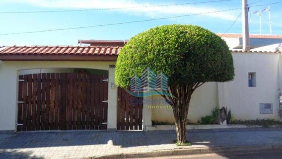 Casa Residencial À Venda, Remanso Campineiro, Hortolândia - Ca0160. - Ca0160