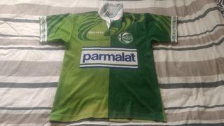 Camisa Juventude - Finta - Parmalat - 1996 - Tam. G