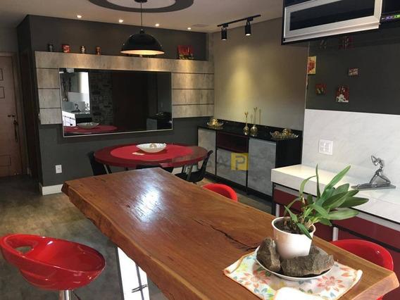 Apartamento Com 3 Dormitórios À Venda, 78 M² Por R$ 460.000 - Jardim Bela Vista - Nova Odessa/sp - Ap0641