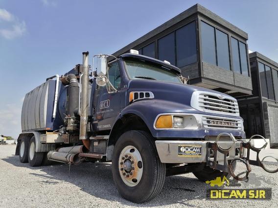 Camión De Desazolve Vactor Aquatech Sterling M8500 Año 2002