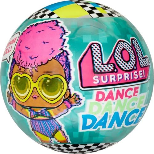 Imagen 1 de 6 de  Lol L.o.l Muñeca Sopresa Dance Dance Surprise Coleccion Ful