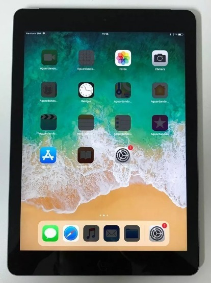 iPad Air Apple Wi-fi 4g 64gb Cinza Espacial