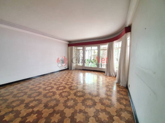 Casa Térrea No Bairro Cerâmica Em São Caetano - 5681