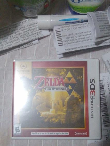 Jogo The Legend Of Zelda: A Link Between Worlds