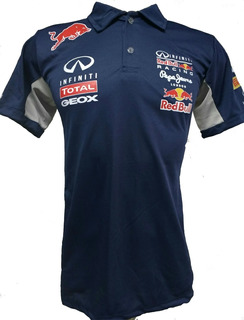 Camisa Polo Red Bull F1 2019 Promoçao