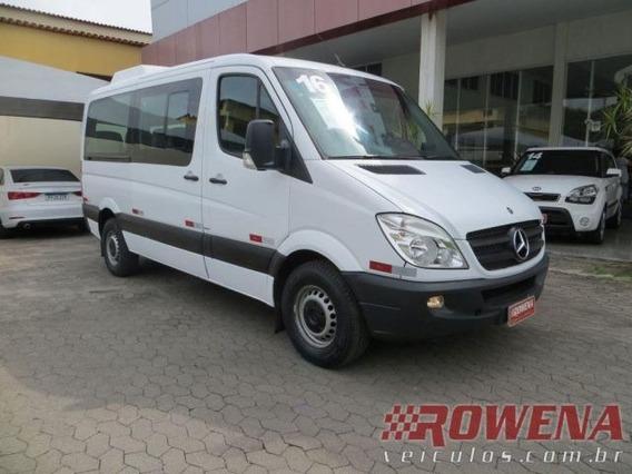 Mercedes-benz Sprinter 415 Van Teto Baixo 2.2 Cdi, Ppo3j12