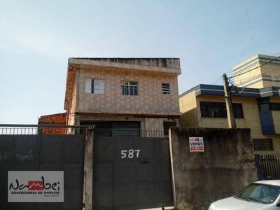 Prédio À Venda, 500 M² Por R$ 2.200.000 - Vila Carmosina - São Paulo/sp - Pr0002