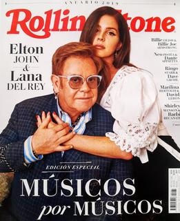 Revista Rolling Stone - Argentina - N° 261 Dicimebre 2019