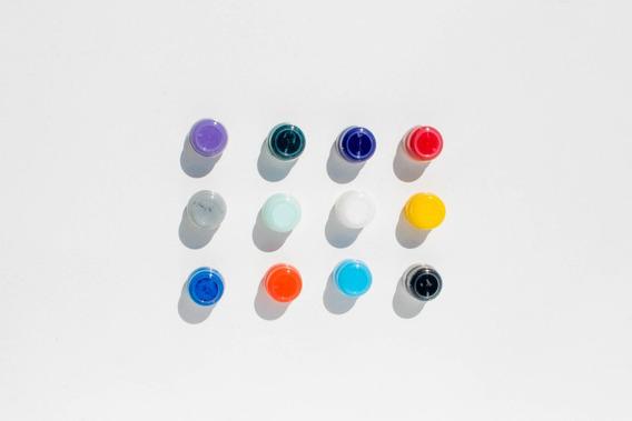 12 Pigmentos Colorantes Para Resinas