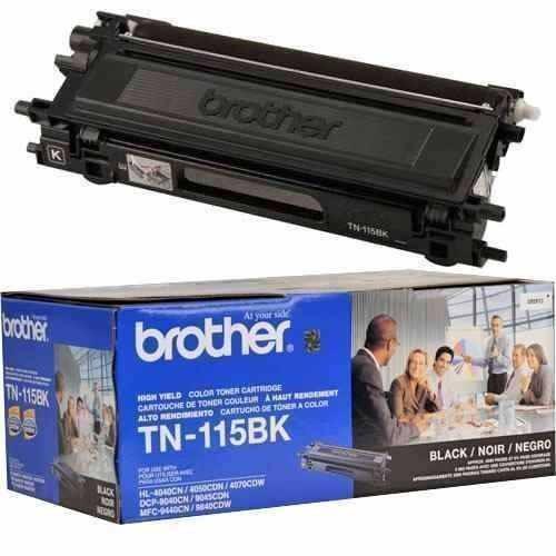 Toner Brother Tn115 Tn-115 Original Negro Hl4050