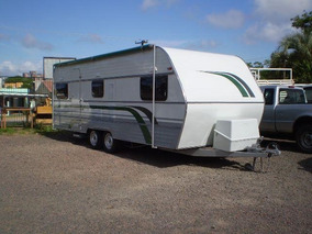 Trailer Karmann Caravan Kc 640