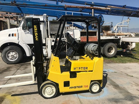 Montacargas Hyster 3000 Lbs