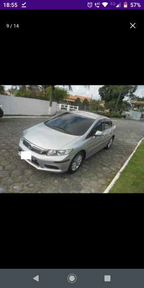 Honda Civic Lxl 1.8 - Manual - Segundo Dono