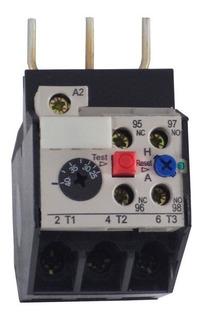 Relé Térmico Jrs2-25z-2c Ajuste 16~25a Para Contator Cjx1s16