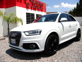 Q3 Sline Audi 2014