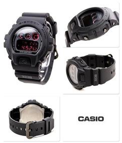 Relógio Casio G-shock Dw-6900ms-1 Masculino Novo Original