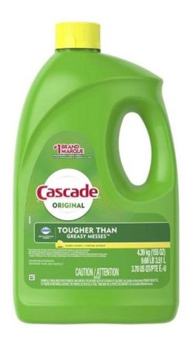 Imagen 1 de 2 de Lavavajillas Cascade Gel X 3.51 L Deterge - L a $20