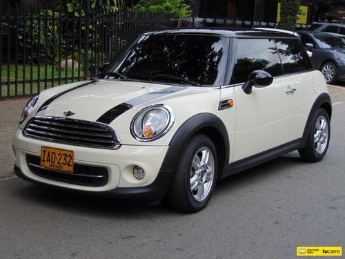Mini  Cooper Coupe 1600 Mt  R 56