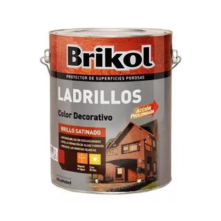 Brikol Ladrillos Impermeabilizante X 20lt Pintumm