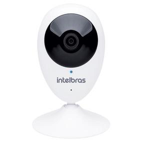 Câmera Intelbras Monitoramento Segurança Interna Wi-fi Hd