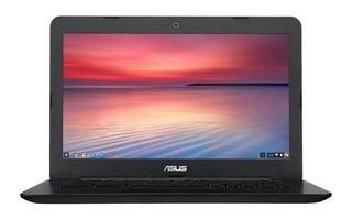Asus - 13.3 C300sa Chromebook - Intel Celeron - Memoria De 4