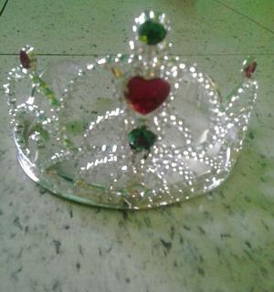 Corona Para Niñas De Carnaval
