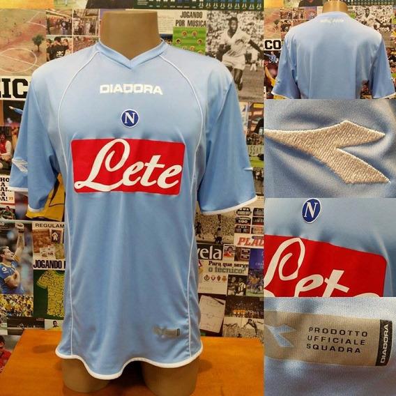 Camisa Nápoli - Diadora - 2006 - G