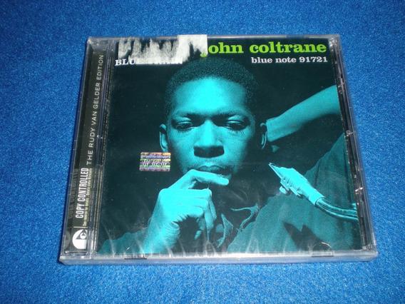 John Coltrane / Blue Train Cd Nuevo Ind.arg C30