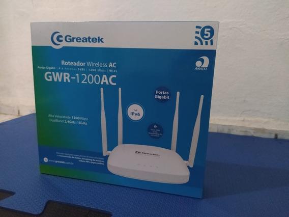 Roteador Wireless Gwr-1200ac Greatek