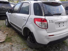 Sucata Suzuki Sx4 2012