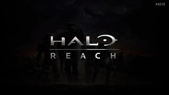 Halo Reach + 2 Jogos Pc - Dvd