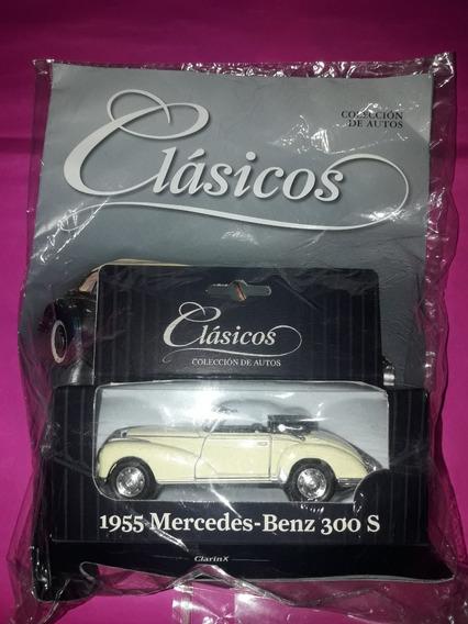 Colección De Autos Clásicos 1955 Mercedes- Benz 300s