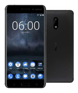 Nokia 6 Tela 5.5 4g Ram 64g N O V O Frete Gratis - Envio Ja