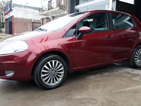Fiat Punto 1.8 Hlx Nafta Año 2009 Financio -dasautos-