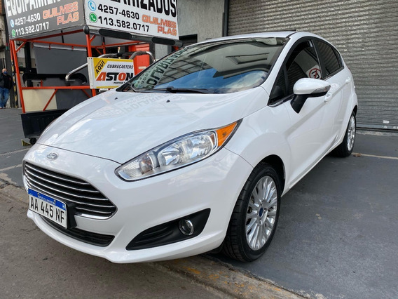 Ford Fiesta Kinetic Titanium Powershift 2016 - 60.000kms !
